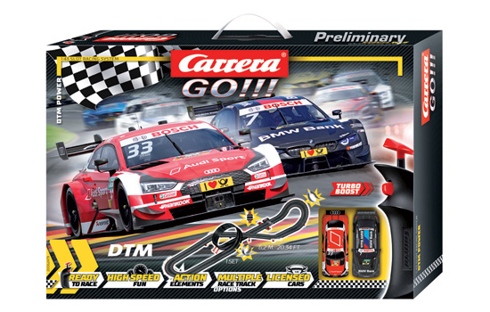 circuit-slot Carrera DTM Power