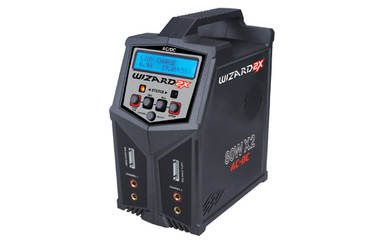 chargeur T2M Chargeur Wizard 2X