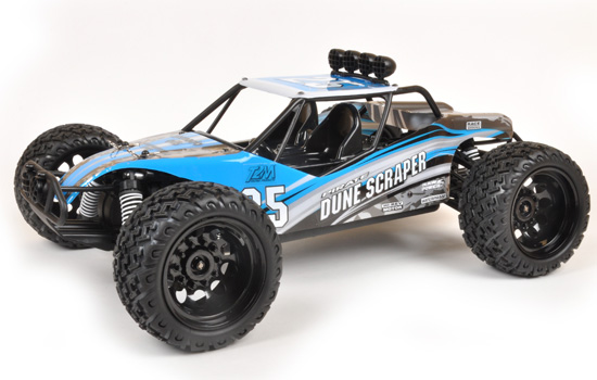 voiture T2M Pirate Dune Scraper