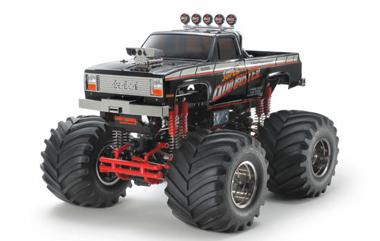 voiture Tamiya Super Clod Buster Black Edition