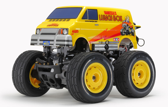 voiture Tamiya Lunch Box Mini